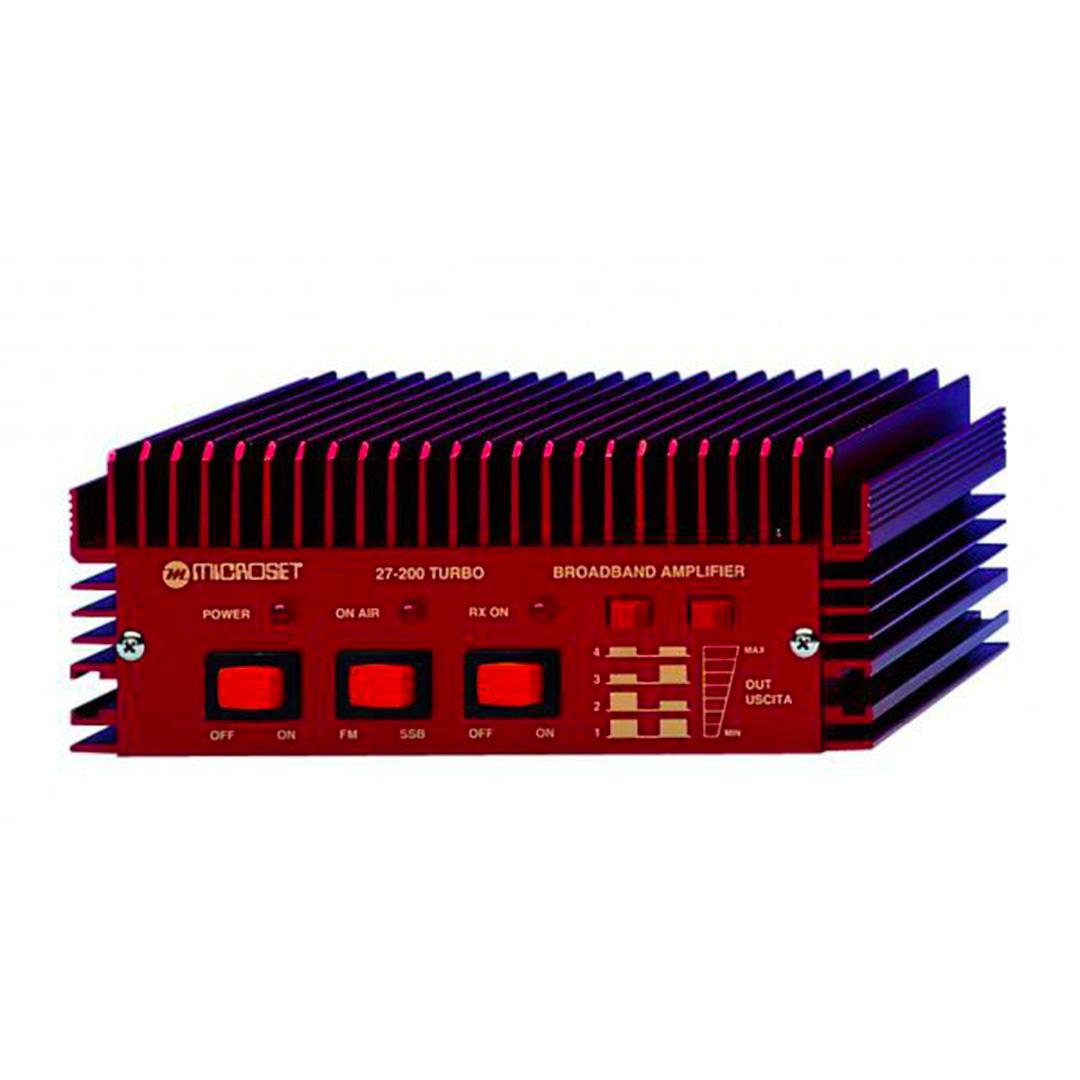 Amplificatore-Lineare-HF-MICROSET-27-200T-